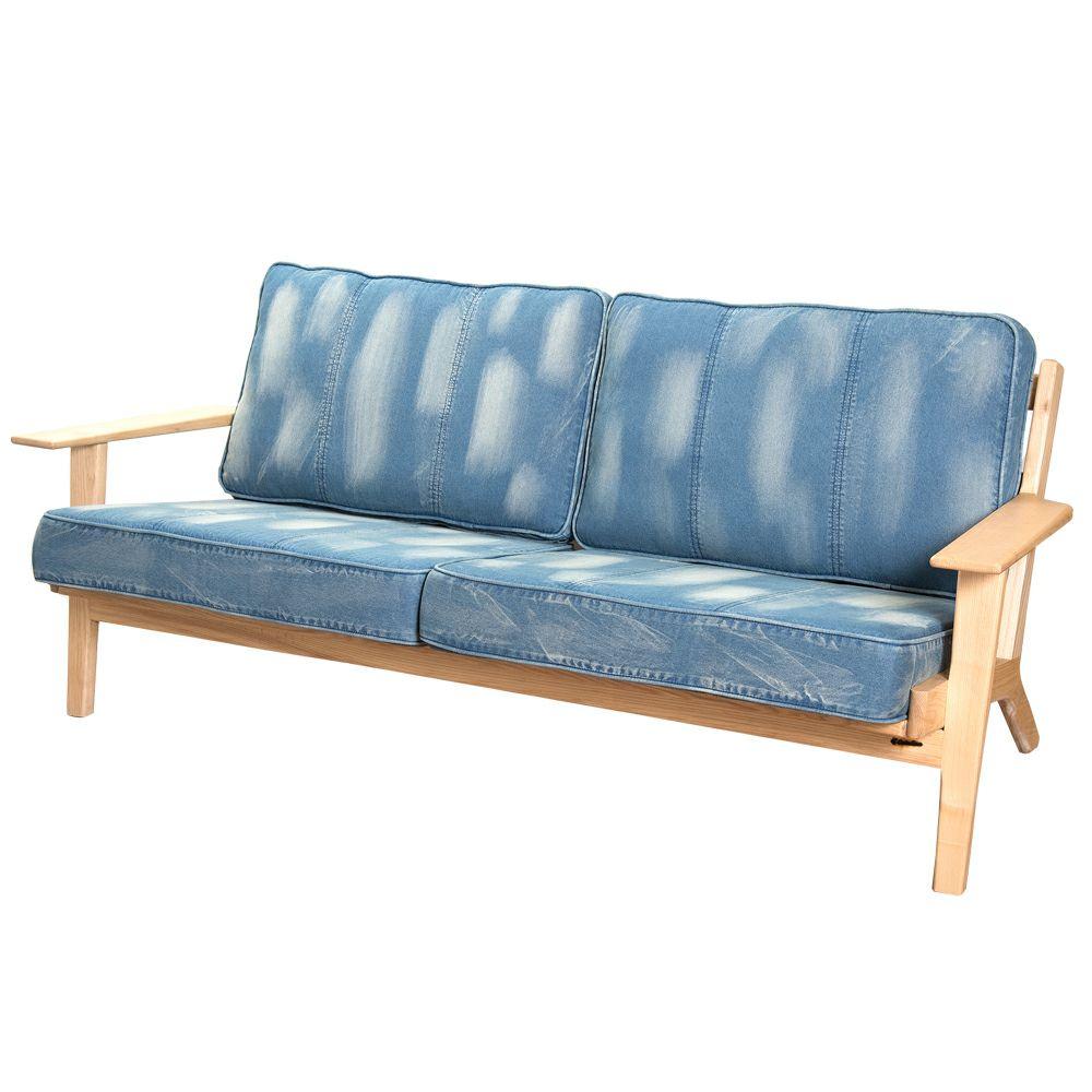 Huntington II 3P Sofa